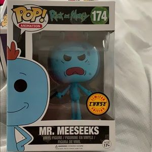 Pops Rick and Morty, Mr Meeseeks